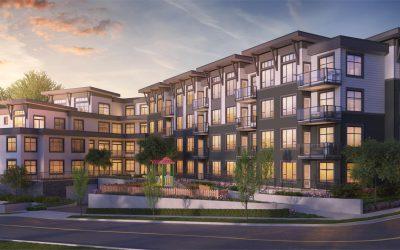 Barnston Apartments – Surrey BC