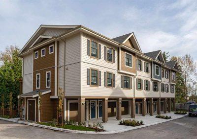 Trellis Townhomes – Port Coquitlam, BC