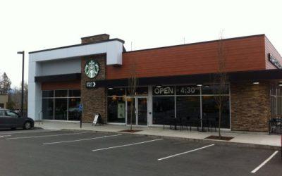 Starbucks – Mission, BC